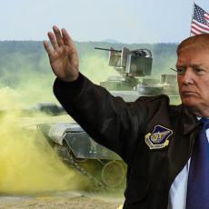 Kraj savezništva i POSLEDNJE UPOZORENJE MERKELOVOJ: Tramp iz Nemačke povlači 35.000 vojnika i šalje ih u Poljsku!