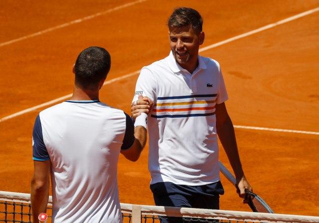 Tenis se vratio  Krajinović i Džumhur u finalu turnira na Kalemegdanu