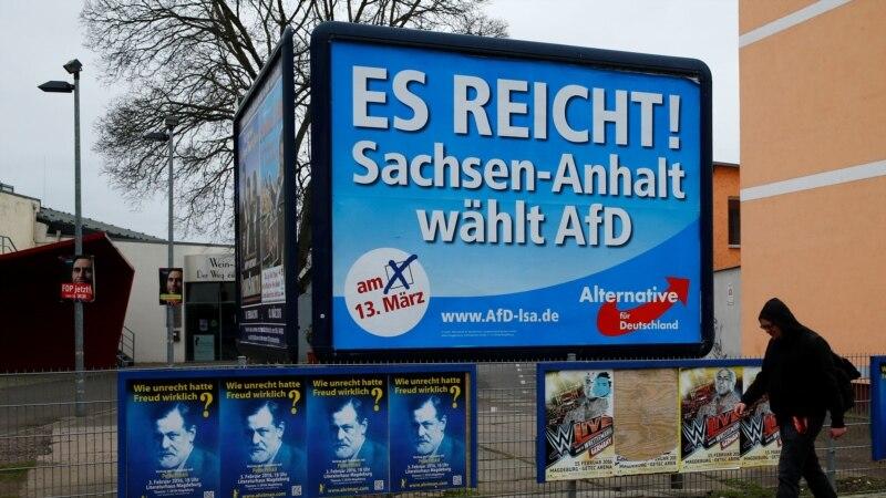 Krajnje desničarska stranka u Njemačkoj AfD pod nadzorom
