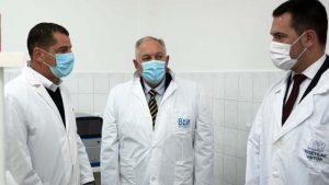 Kraljevo: Donirana oprema za redovna ispitivanja zaraznih bolesti