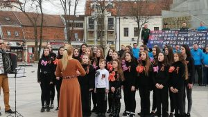 Kraljevo dečijom pesmom slavi stoletne veze sa Rusijom