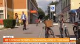 Kraljevo - prvi grad koji je zabranio upotrebu električnih trotineta u pešačkim zonama VIDEO