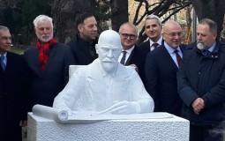 Krasnov dobio spomenik u Malom Tašmajdanu, Vukosavljević: Krasnov ostavio dubok trag u Beogradu
