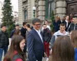 Kreativno pero: Srednjoškolci iz Beograda i Niša u Gradskoj kući
