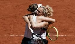 Krejčikova osvojila i titulu u dublu na Rolan Garosu