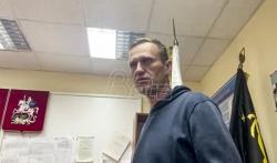 Kremlj: Moskva neće razmatrati apele Zapada da oslobodi Navaljnog (VIDEO)