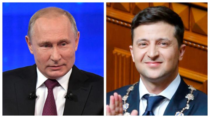 Kremlj: Telefonski razgovor Putina i Zelenskog pragmatičan