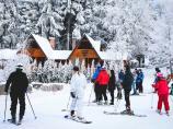 Krenula sezona na pirotskom skijalištu kod Planinarskog doma