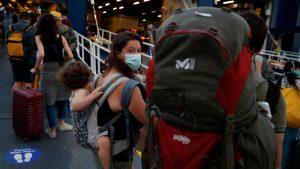 Krf, Halkidika, Kiklade među novim žarištima epidemije u Grčkoj
