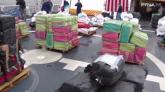 Krijumčari droge iskoristili pandemiju: Metamfetamin sakriven u zaštitnoj opremi