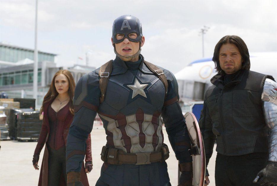Kris Evans više neće biti Kapetan Amerika?
