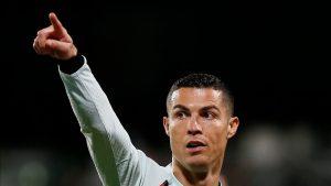 Kristijano Ronaldo: Humanitarac na delu