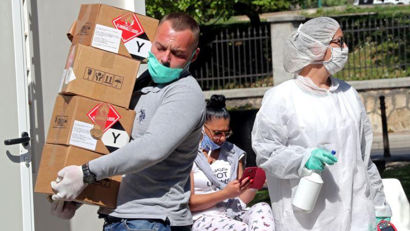 Kritike iz Opće bolnice na rad Kliničkog centra Univerziteta u Sarajevu