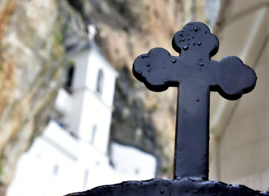 Krivična prijava protiv sveštenika SPC u Crnoj Gori