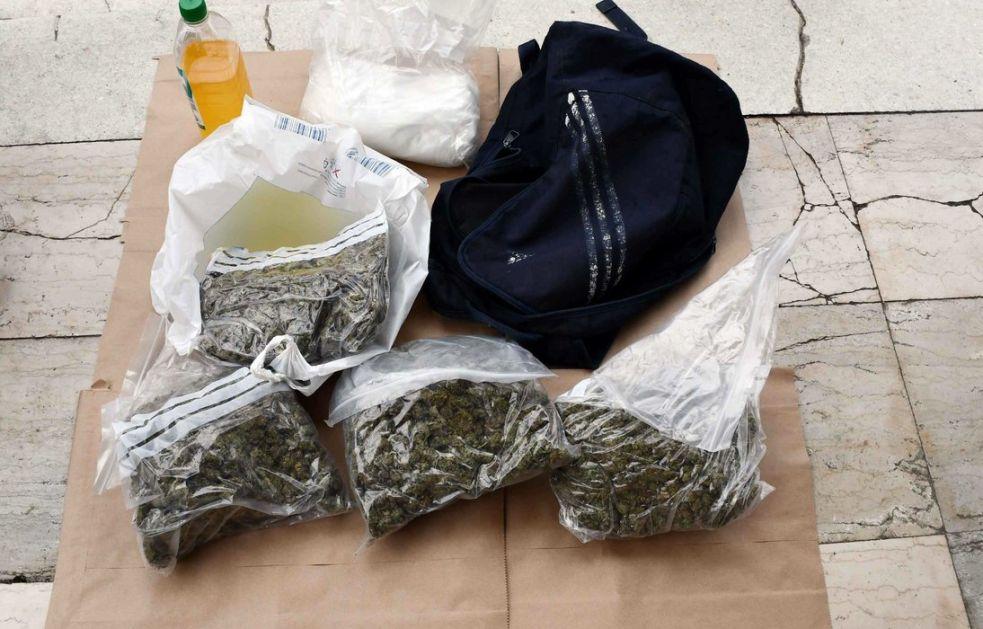 Krivična prijava zbog proizvodnje i prodaje opojnih droga