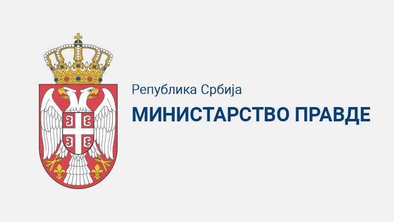 Krivične prijave protiv falsifikatora dopisa Ministarstva pravde