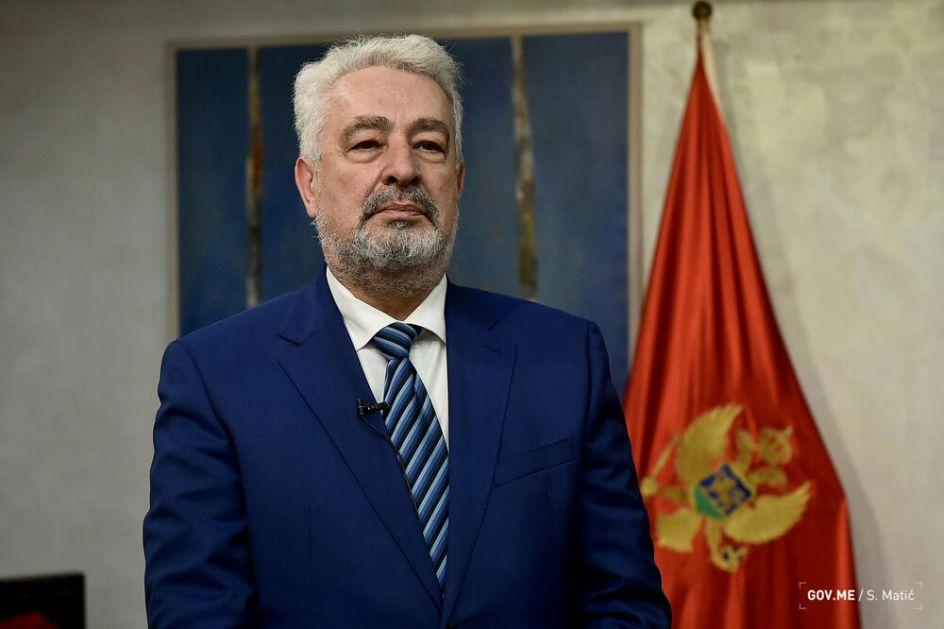 Krivokapić: Crna Gora će nastaviti da doprinosi ostvarivanju zajedničkih ciljeva NATO-a