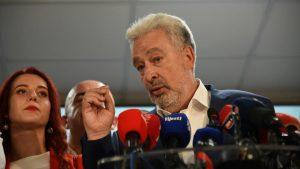 Krivokapić: Insistiranje na pojedincima u budućoj vladi Crne Gore nije interes države