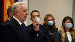 Krivokapić: U Beograd samo po pozivu