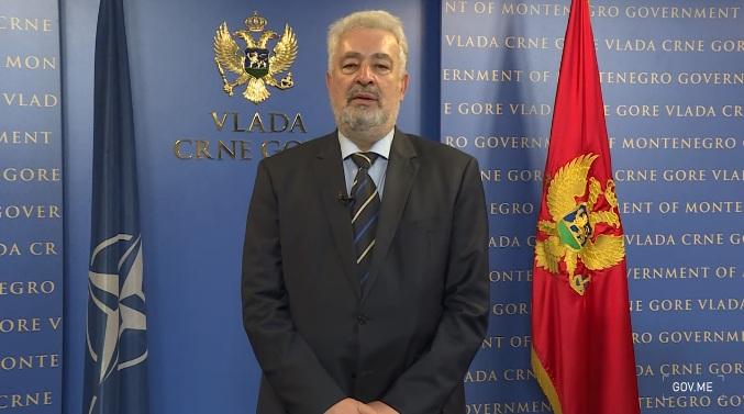 Krivokapić: Vlada neće dozvoliti nikome da sprovodi hajdučiju jer niko ne može biti jači od države