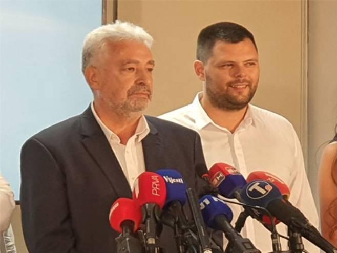Krivokapić od partija tražio imena kandidata za ministre