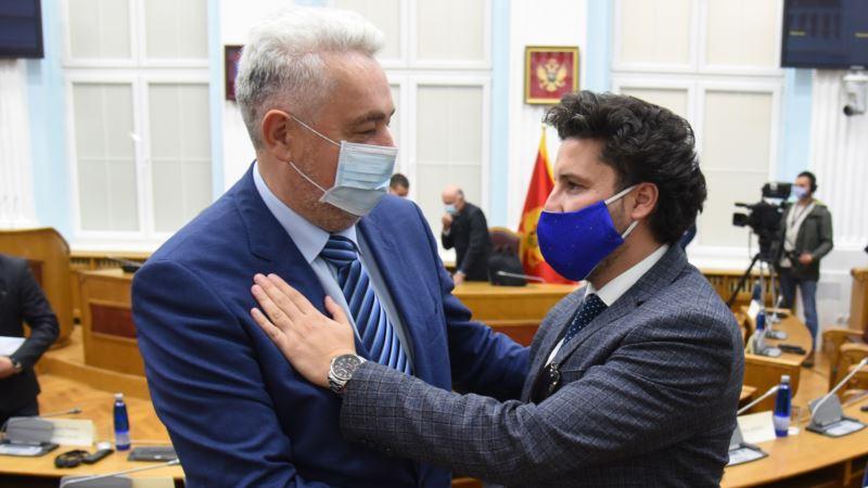 Krivokapić predstavio konačan prijedlog sastava nove Vlade Crne Gore