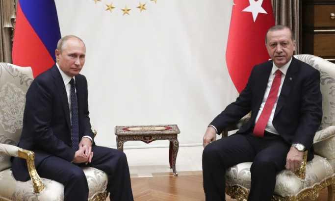 Kriza oko Jerusalima: Erdogan zvao Putina, evo šta su se dogovorili