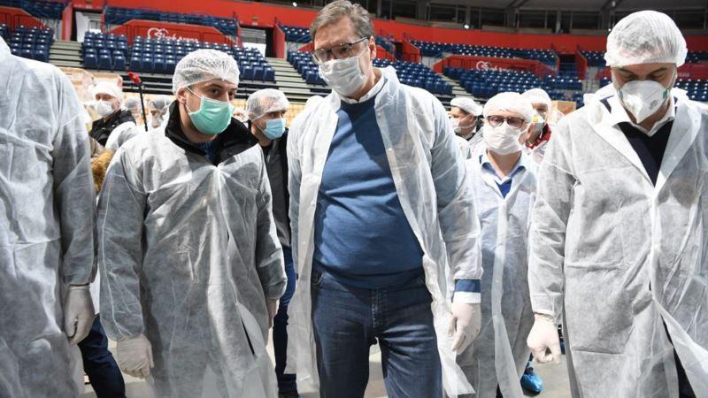 Kriza testira demokratiju u Srbiji
