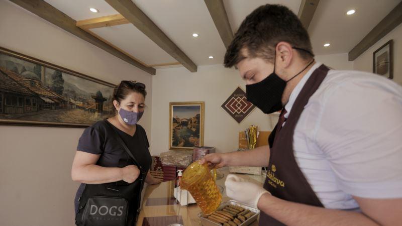 Krizni štab u Sarajevu strahuje od broja novozaraženih virusom u narednih 14 dana