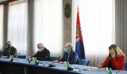 Krkobabić sa Hočevarom i predstavnicima Karitasa o poboljšanju kvaliteta života na selu