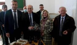 Krkobabić u Gadžinom Hanu predstavio program podrške zadrugarstvu od 500 miliona dinara (FOTO)