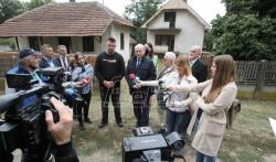 Krkobabić u Varvarinu pozvao mlade ljude da iskoriste pomoć države za kupovinu seoske kuće