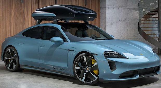 Krovna kutija za Porsche Taycan
