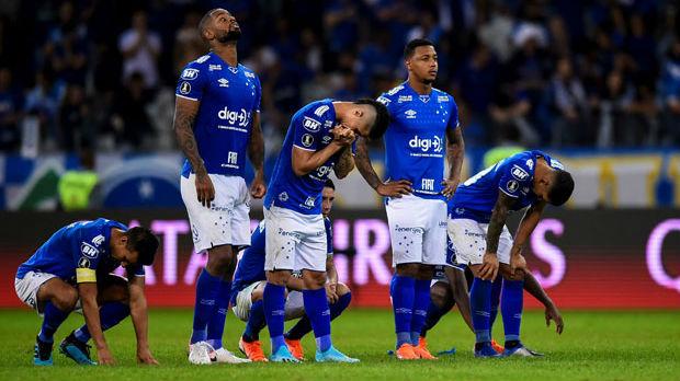 Kruzeiro prvi put ispao u drugu ligu, navijači napravili haos