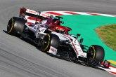 Kubica u Alfa Romeu najbrži na Katalunji na jutarnjim testovima
