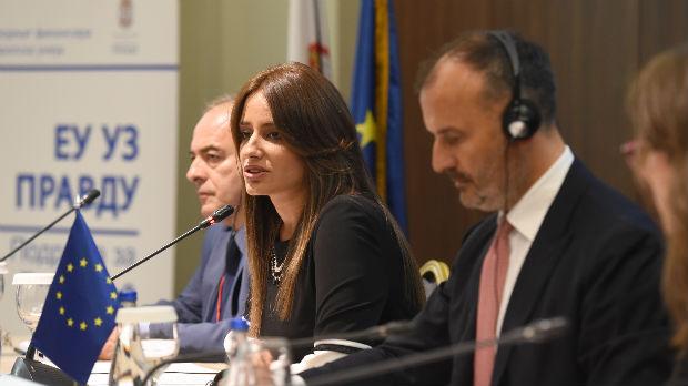 Kuburović: Amandmani su ispratili sve preporuke Venecijanske komisije