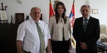 Kuburović i predsednik SOR-a o unapređenju položaja Roma