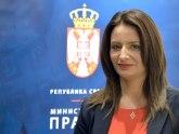 Kuburovićeva: Skandalozan pokušaj pritiska na pravosuđe