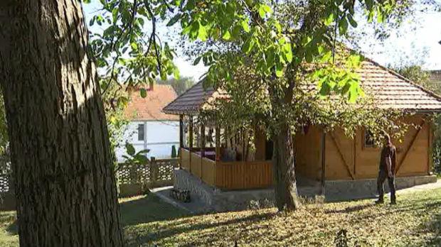 Kućica od drveta nadomak Svilajnca čuva tradiciju