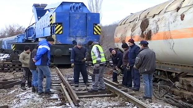 Kuda idu železničke trase sa opasnim tovarom