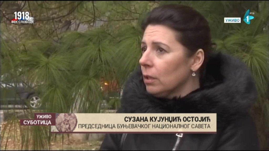 Kujundžić Ostojić: Nadam se da će biti ukinut Brozov dekret o Bunjevcima