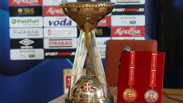 Kup Srbije: Partizan čeka Spartak, Zvezda protiv Mačve