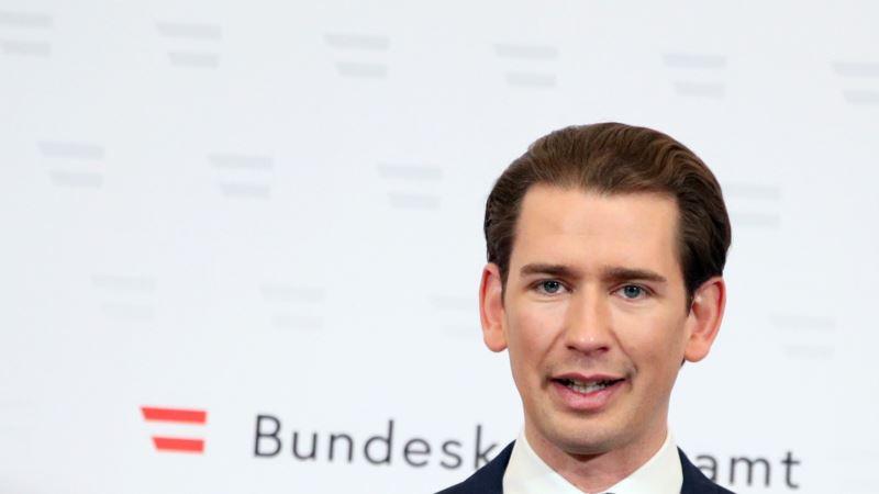 Kurc o korona virusu: Situacija u Austriji je ozbiljna