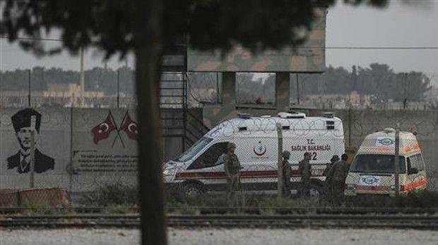 Kurdi, Turska ne poštuje sporazum o prekidu vatre