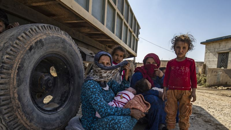 Kurdi zatražili humanitarni koridor za evakuaciju civila