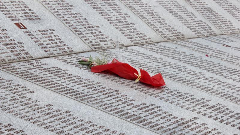 Kurspahić: Evropski kriterij - poštovanje Srebrenice