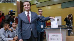 Kurti: Ako ne bude sporazuma sa DSK idemo na nove izbore