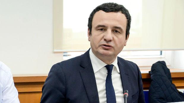 Kurti: Kosovo i Albanija treba da se integrišu