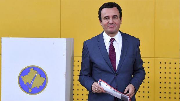 Kurti: Odluka EU nije podsticajna za dijalog Beograda i Prištine