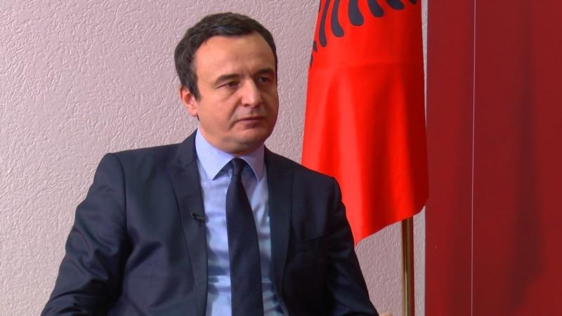 Kurti: Pripremamo tužbu za genocid protiv Srbije